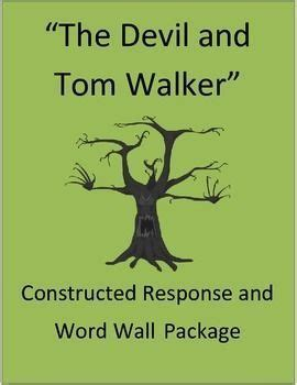 The devil and tom walker literary analysis